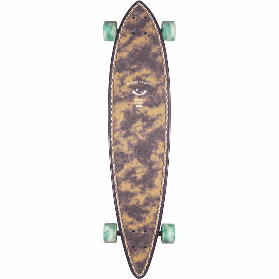 "Globe Max Loffler Pintail 37"" Longboard - The Launcher"
