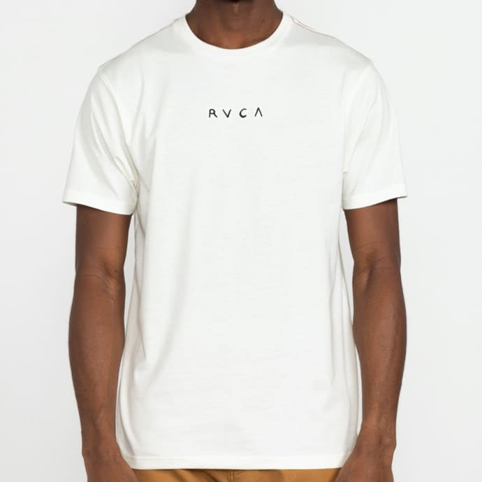 RVCA Johanna Olk Men's S/S T-Shirt - Antique White