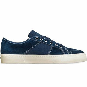 Globe Surplus Trainers - Navy / Antique White