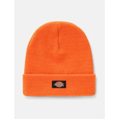 Dickies Gibsland Logo Beanie - Bright Orange