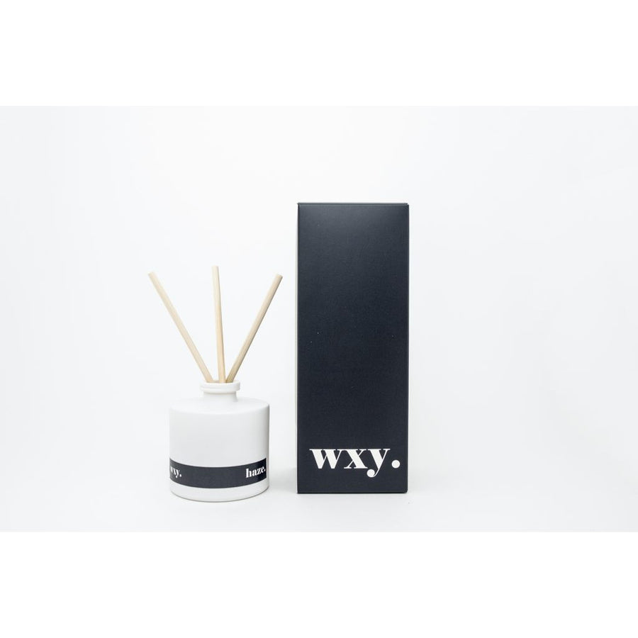 WXY Infuser Haze. Patchouli & Hemp