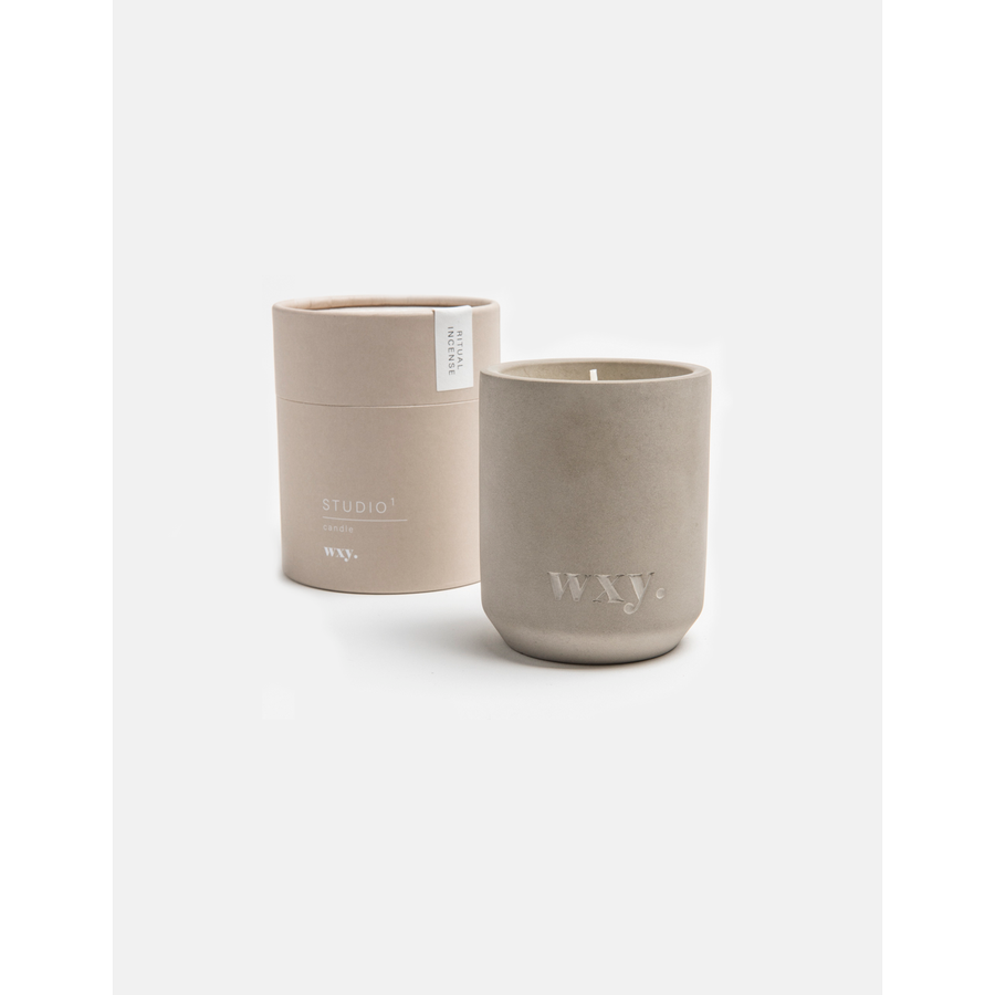 WXY Candles Studio 1 Ritual Incense 100% Soy
