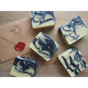 Myrtle & Soap Deep Dusk Natural Soap Bar