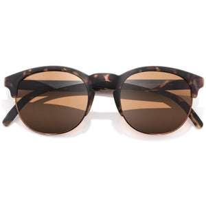 Sunski Avila Polarized Glasses - Tortoise Amber
