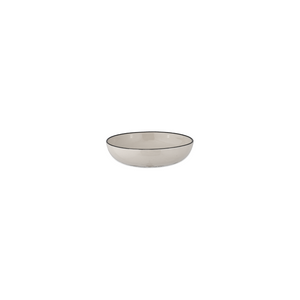 Nkuku Tala Nibble Bowl - Black & Soft White