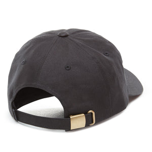 Vans Quinby Curved Bill Cap - Black