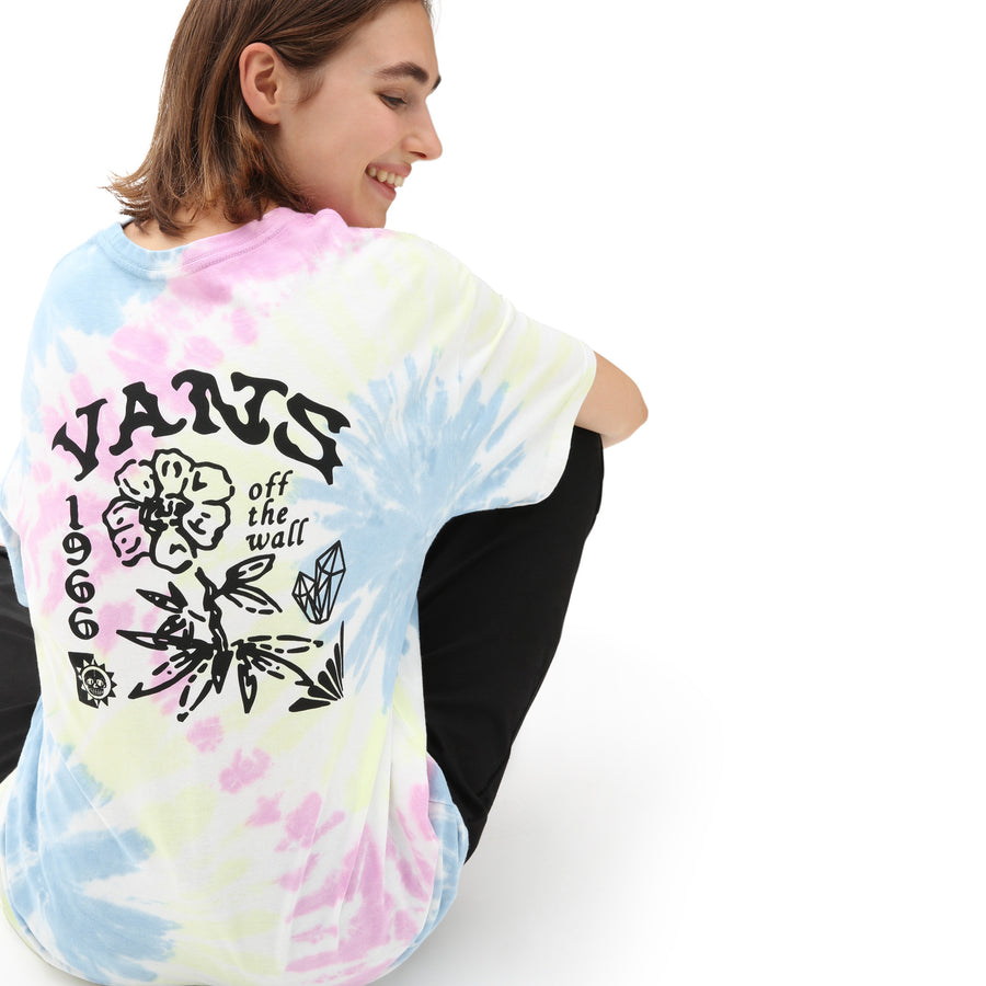 Vans Women's Masc Off Oversized T-Shirt - Orchid