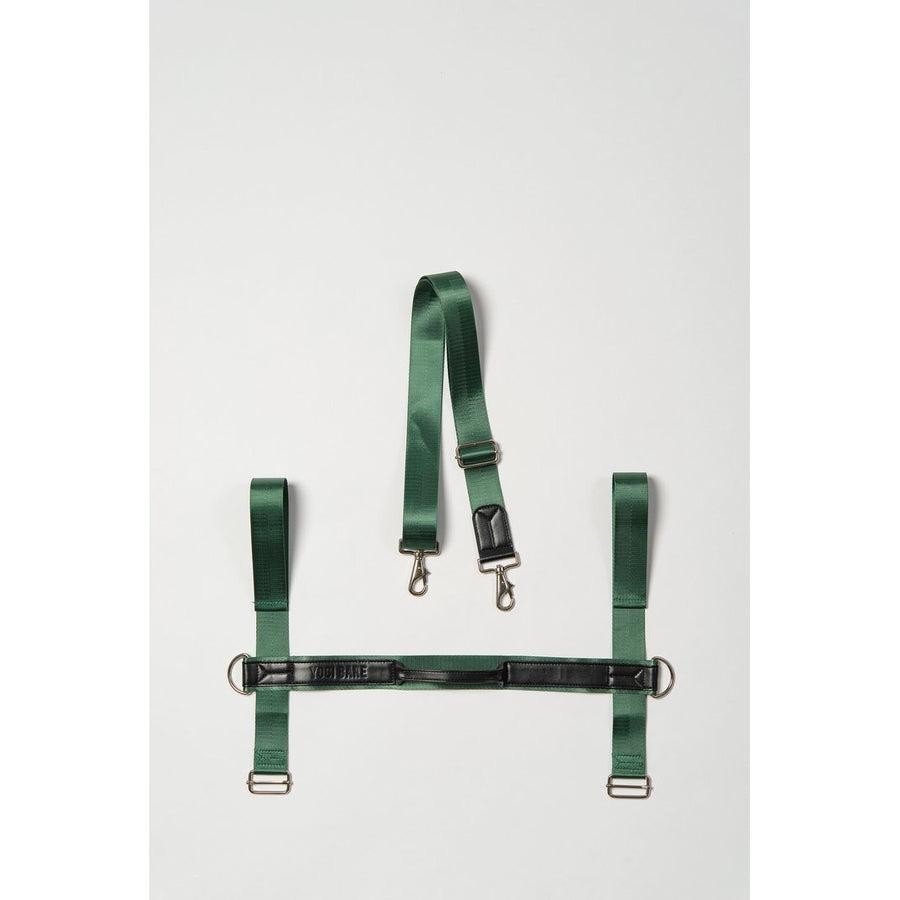 Yogi Bare 'Hug' Carrying Strap (for Yoga Mat) - Forest Green