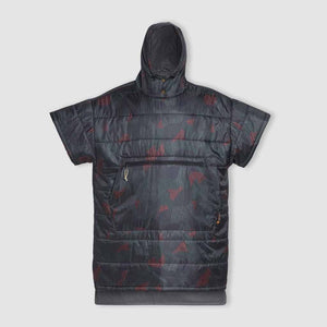 Voited Outdoor Poncho - Moment Camo