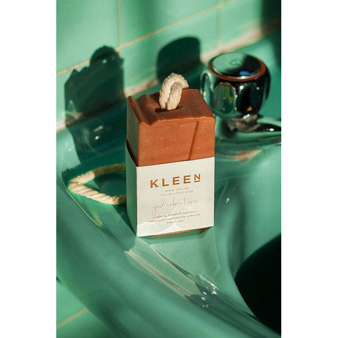 Kleen Soap-on-a-Rope - Good Vibrations