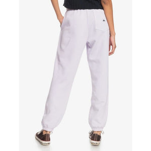 Quiksilver Womens Organic Cotton Sweatpants - Pastel Lilac