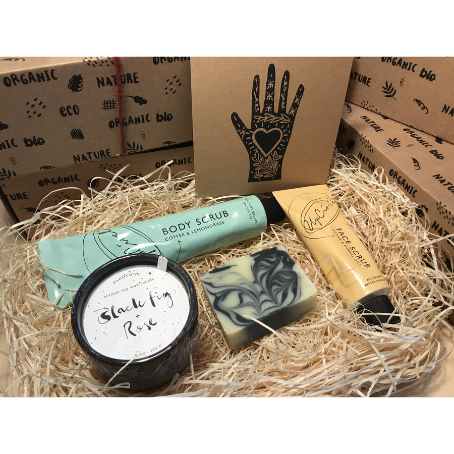 Evening Chill Gift Pack with Sacred Card