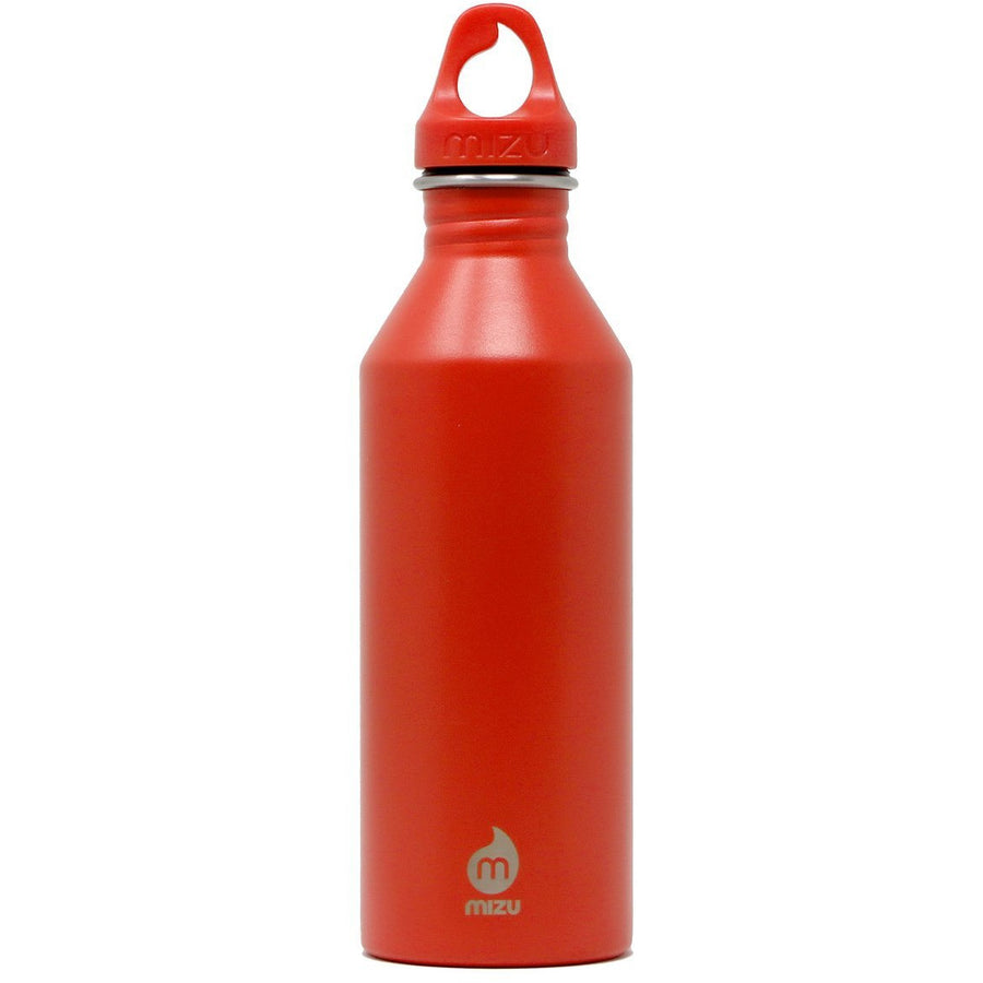 Mizu M8 Bottle 750ml - Burnt Orange