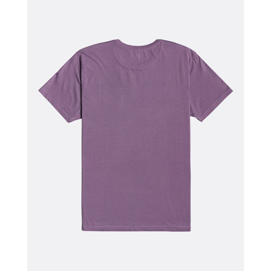 Billabong Dream Reissue Mens Tee Purple Haze