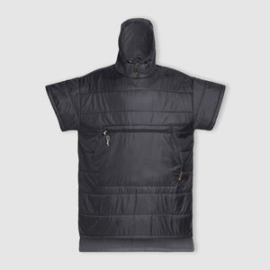 Voited Outdoor Poncho - Black