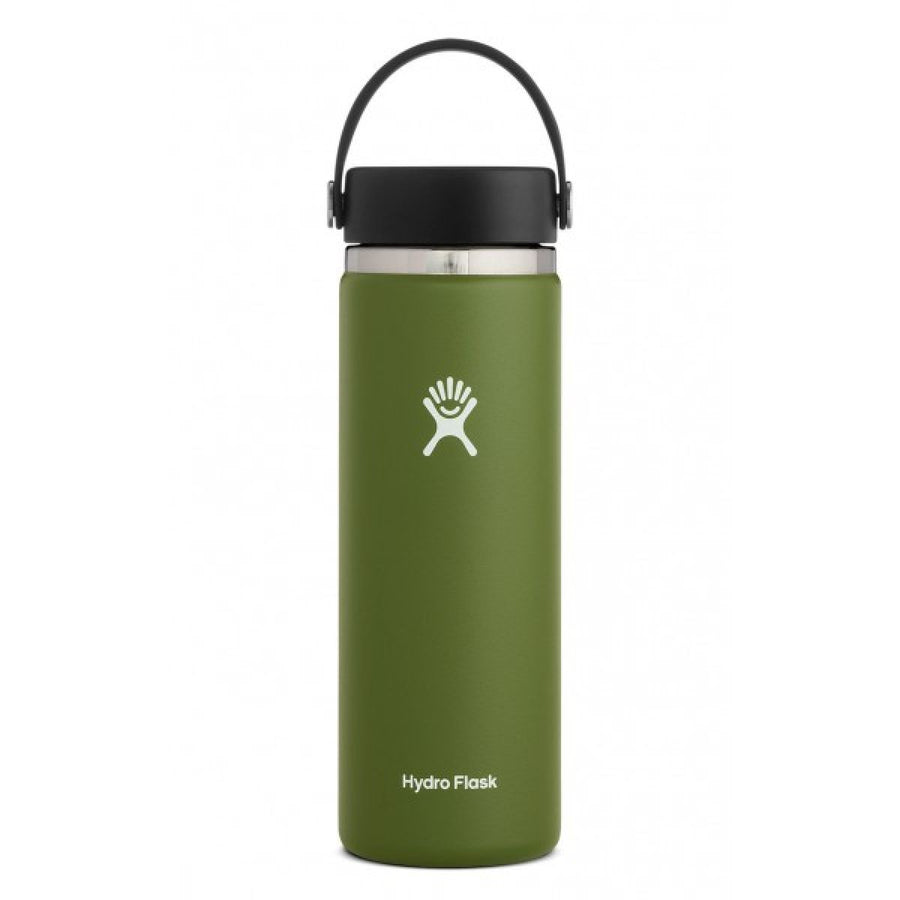 Hydro Flask 20oz Wide Mouth Insulated Drinks Bottle - Assorted Colours