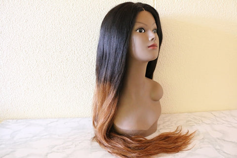 Nicki - Wig with Lace Closure