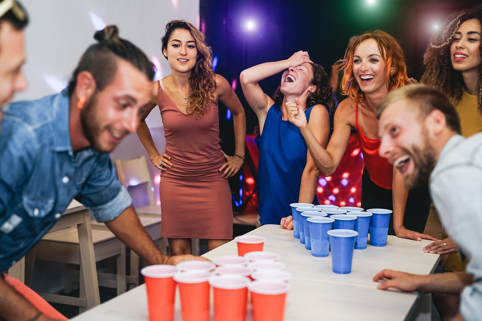 How to Play Beer Pong