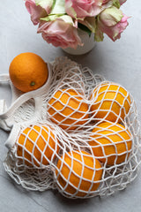 net bag with fruit