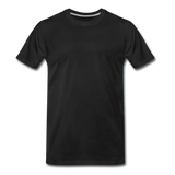 Men's Premium T-Shirt - zwart