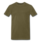 Men's Premium T-Shirt - kaki
