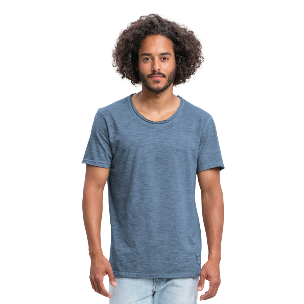 Men's Vintage T-Shirt - vintage denim