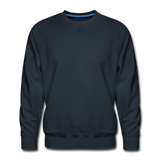 Men's Premium Sweatshirt - navy
