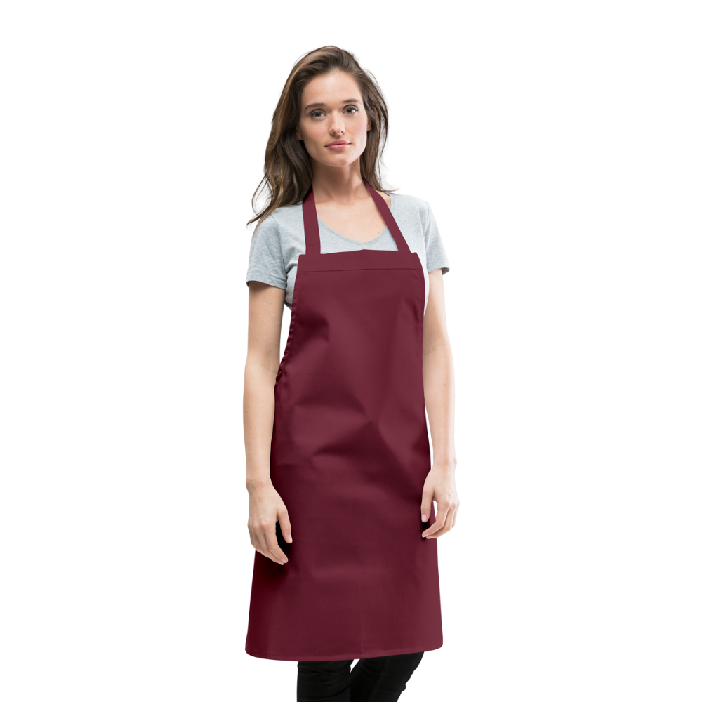 Cooking Apron - bordeaux
