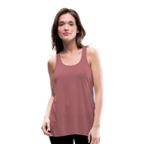 Featherweight Women's Tank Top - vintage roze