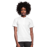 Women's Polo Shirt - wit