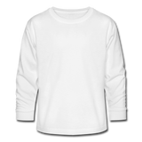 Teenager Longsleeve - wit