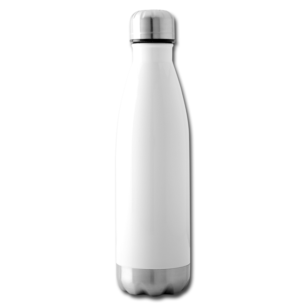 Insulated Water Bottle - wit
