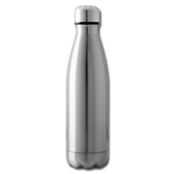 Insulated Water Bottle - lichtzilver