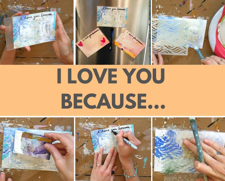 DIY Gifts That Say I Love You