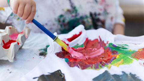 Can You Use Acrylic Paint On Fabric?
