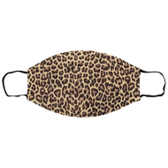 Leopard Print - Small to Medium Face Mask - PAINTloose