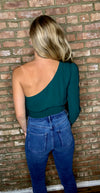 Willow One Shoulder Top