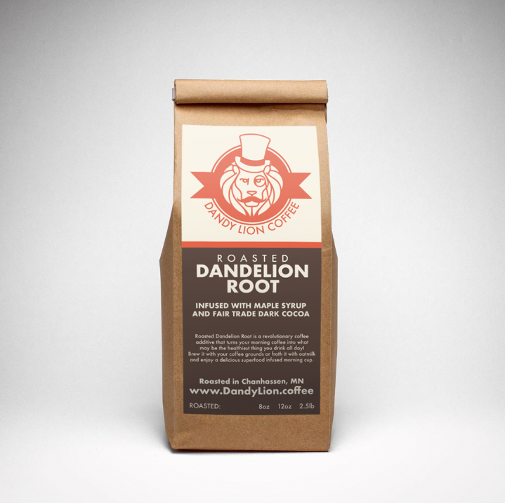 Chocolate Roasted Dandelion Root