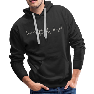Open image in slideshow, Dandy Men's Hoodie - black
