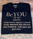 Signature BeYou Definition tee