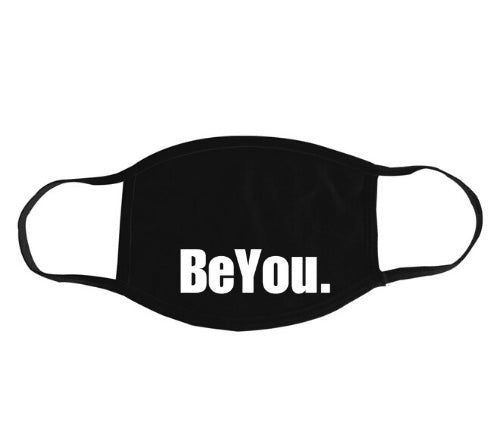 BEYOU MASK *BLACK *