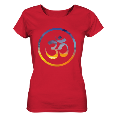 OM<br>Ladies Organic Shirt