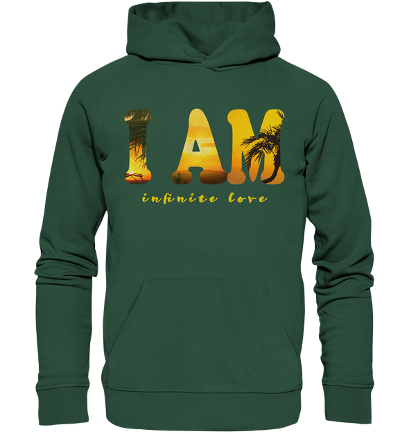 I AM<br>Organic Light Hoodie