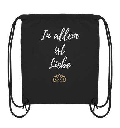 IN ALLEM<br>Organic Gym-Bag