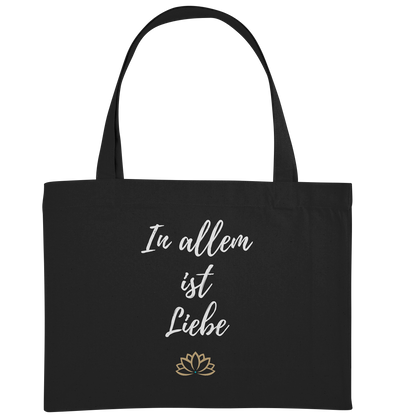 IN ALLEM<br>Organic Shopping-Bag