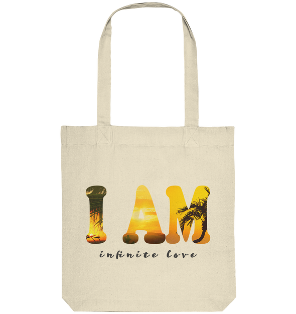I AM<br>Organic Tote-Bag