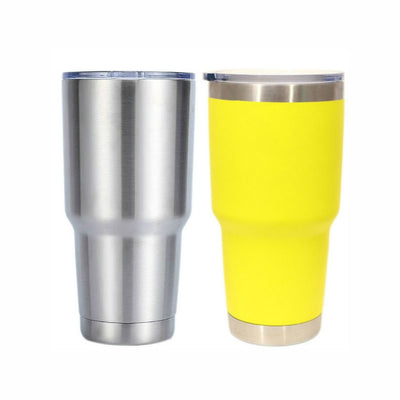 30oz Stainless Steel Travel Mug Insulated Tumbler