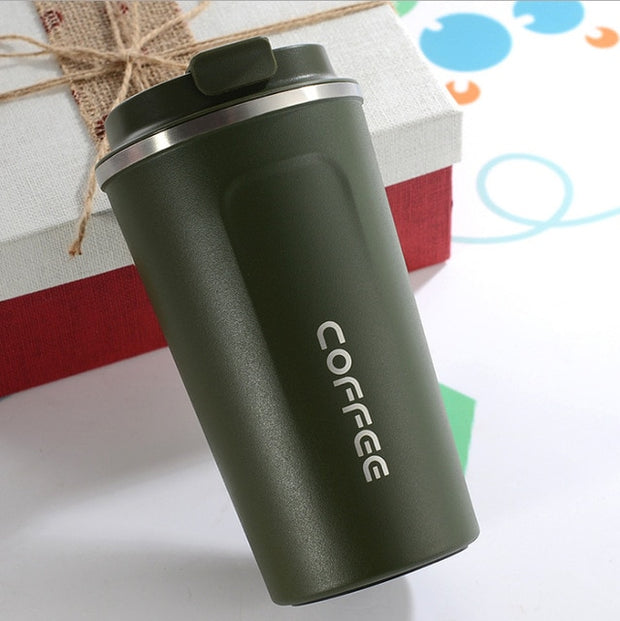 New Double Stainless Steel 304 Coffee Mug