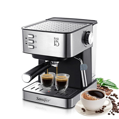 Espresso Electric Coffee Machine
