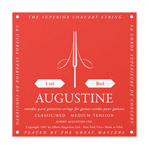 Augustine Classical Guitar Strings - Choose Your Tension! - Varsity Music Shop